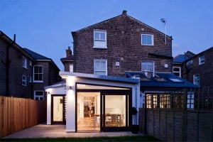 Typical types of House Extensions Wirral based Architects House work on include single storey rear extensions.