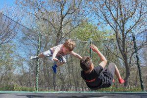 kids, playing, fun